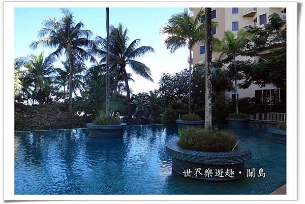 29WF飯店泳池DSC00810