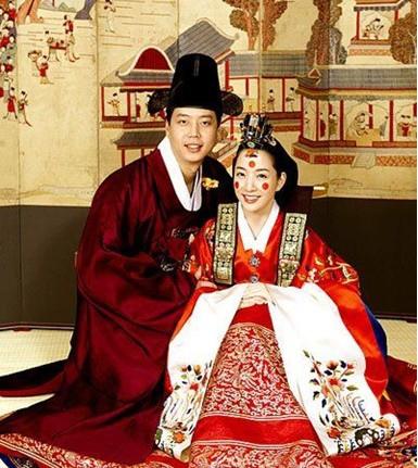 韓國傳統禮服