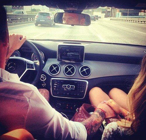 求婚-開車兜風