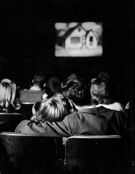 求婚-電影院