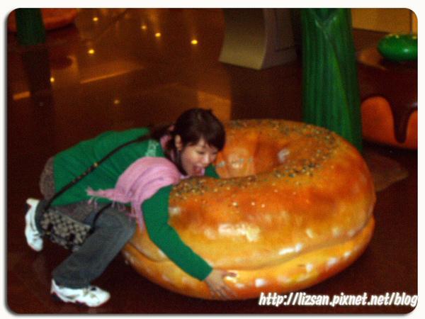 香港甜甜圈!!