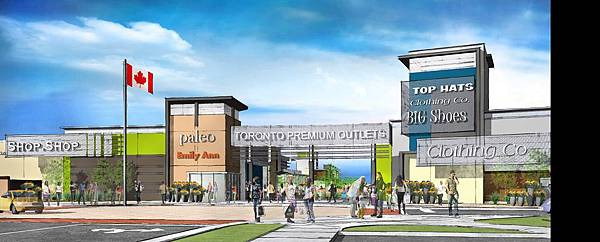 Toronto Premium Outlets Image
