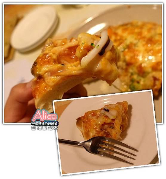 安徒生童話鄉村廚 Andersen Restaurant_老奶奶Pizza餅