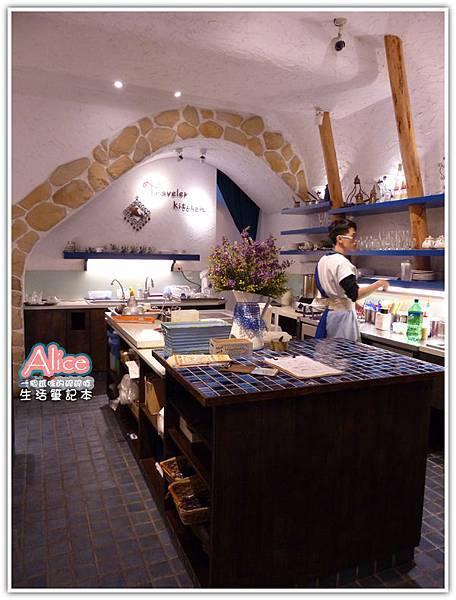 南歐choice3_一樓備餐區