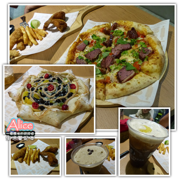 Tino's Pizza Café堤諾比薩(台中大墩店)