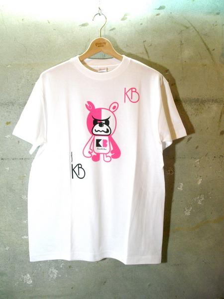 Touma x PansonWorks KNUCKLE BEAR T-shirt5.jpg
