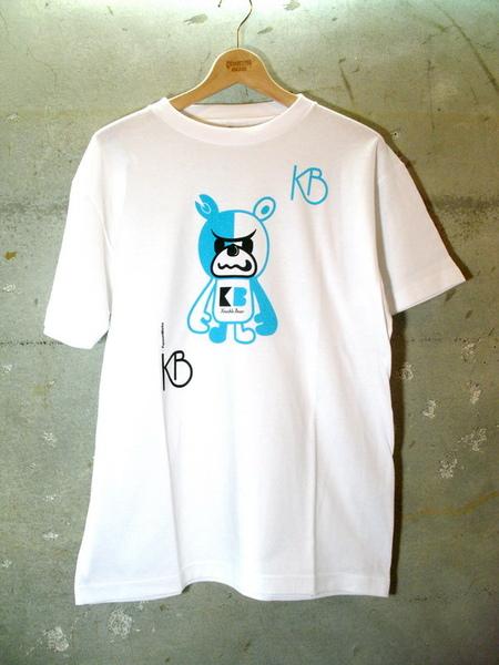 Touma x PansonWorks KNUCKLE BEAR T-shirt2.jpg