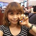 我好愛我的指甲呀!!