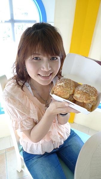 26可愛的泡芙.JPG