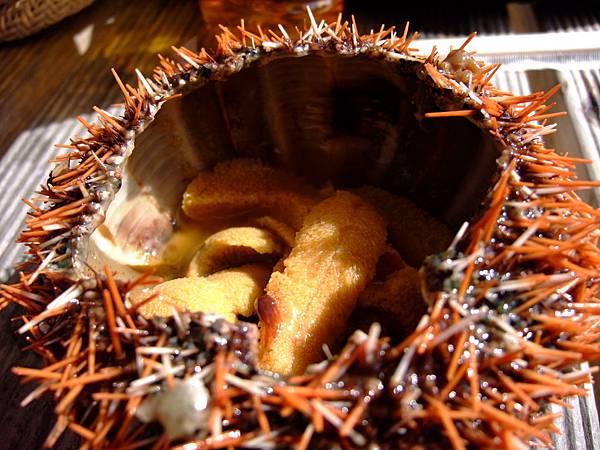 超鮮美的海膽