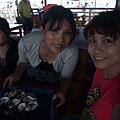 海洋牧場 吃鮮蚵