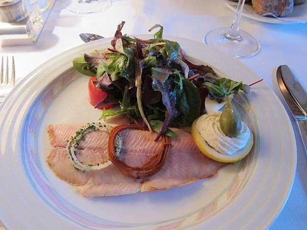 V 前菜+魚