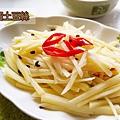 【開胃菜】醋溜土豆絲做法-輕鬆炒出又香又酸的清爽馬鈴薯絲.jpg