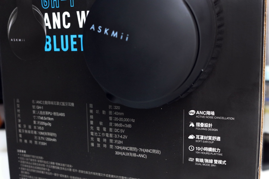 ASKMii GH-1降躁耳機-ANC主動降噪技術.jpg