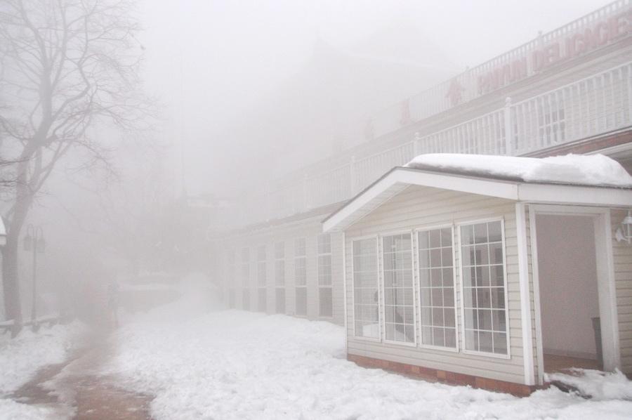 霧黃山08