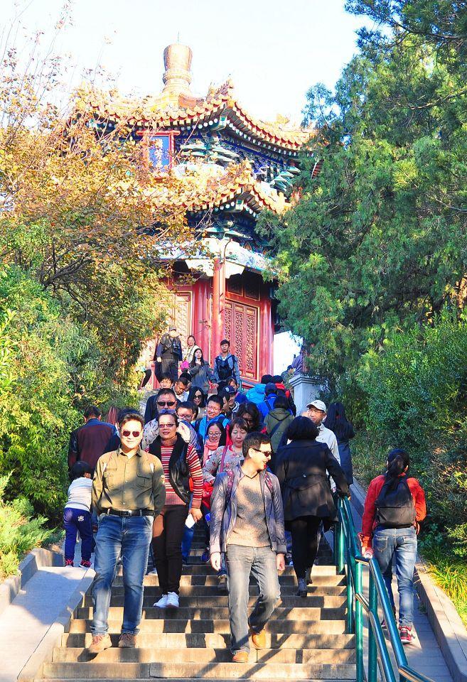 北京景山公園004