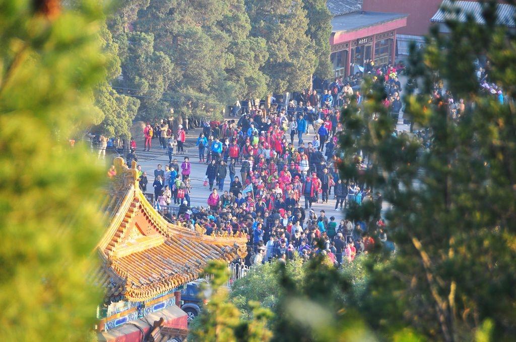 北京景山公園011
