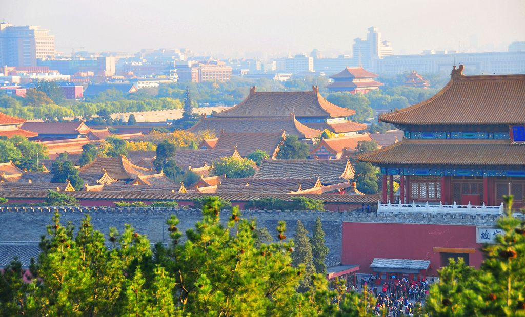 北京景山公園007