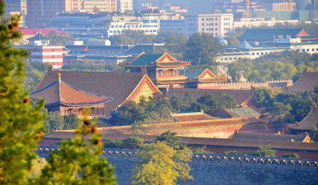 北京景山公園010