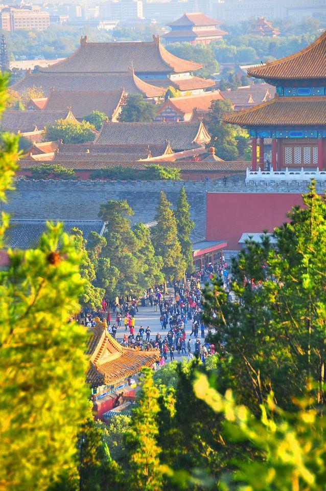 北京景山公園012