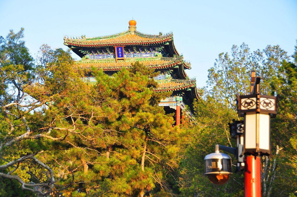 北京景山公園016