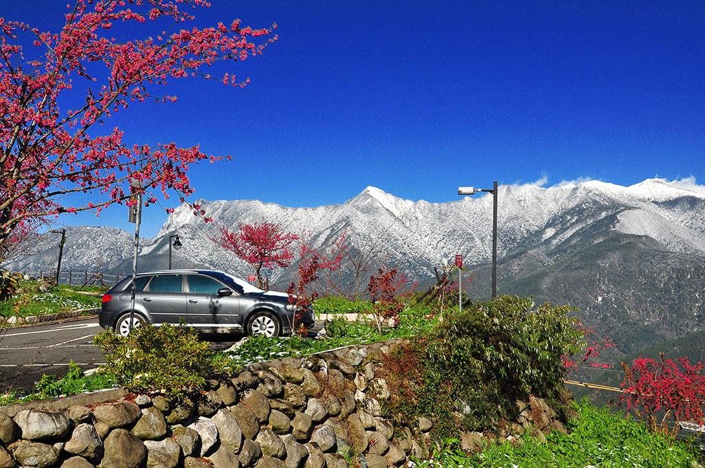 台灣也有美麗壯觀的阿爾卑斯山脈008