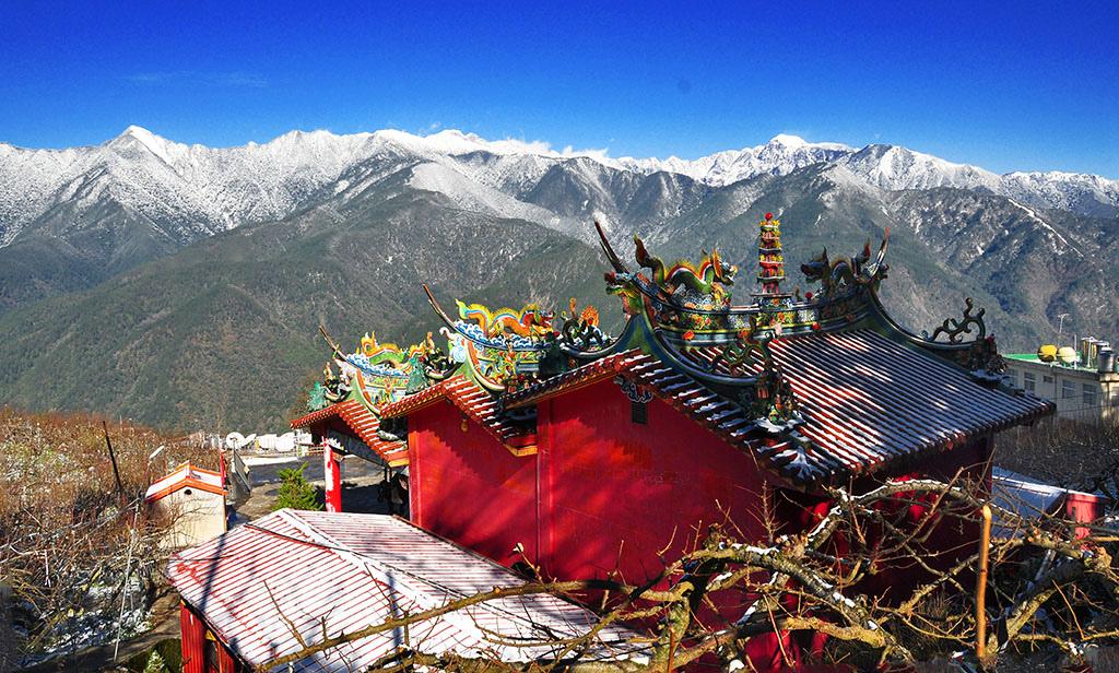 台灣也有美麗壯觀的阿爾卑斯山脈009