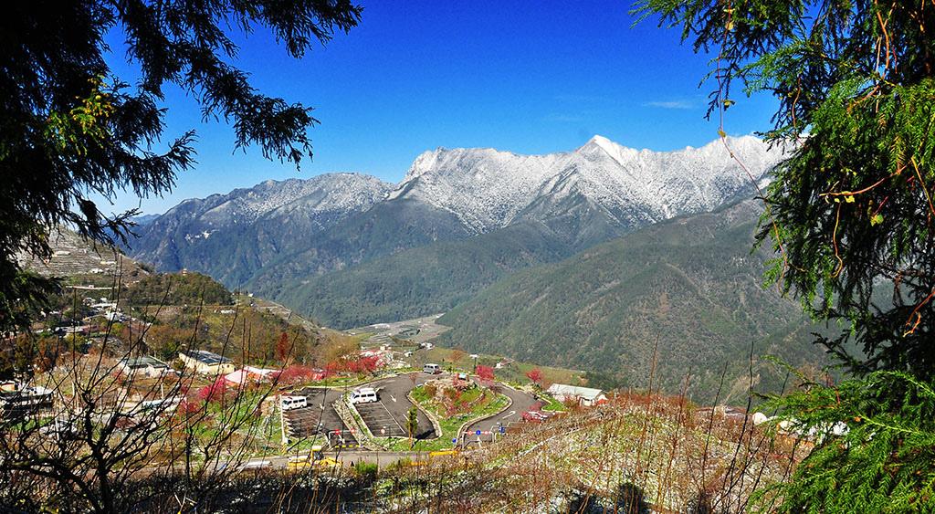 台灣也有美麗壯觀的阿爾卑斯山脈010