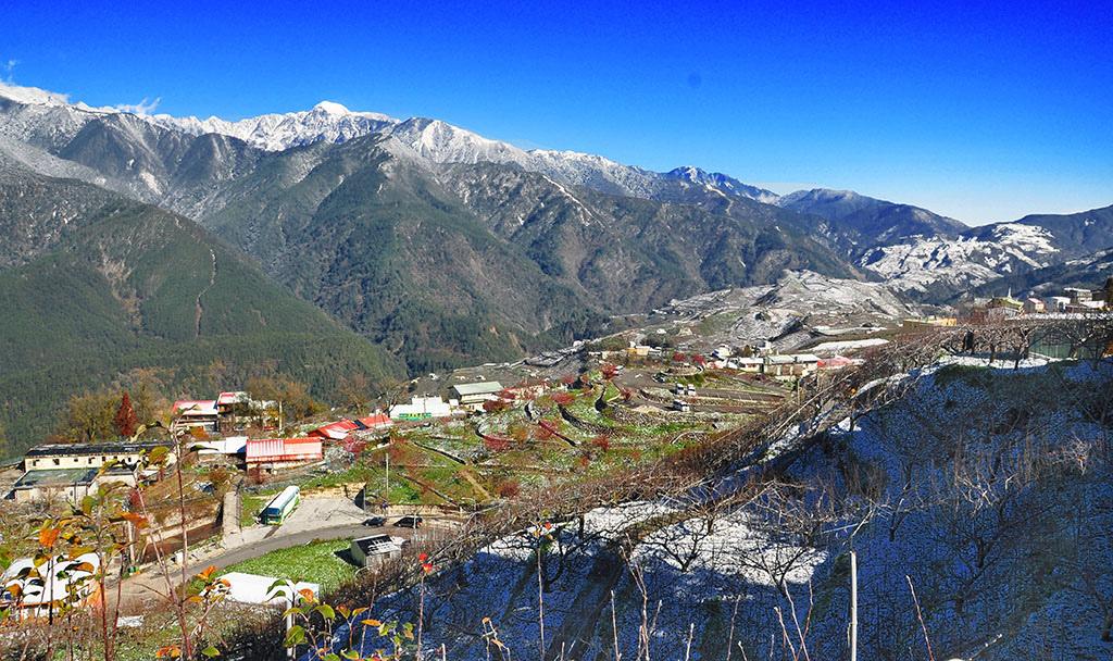 台灣也有美麗壯觀的阿爾卑斯山脈011