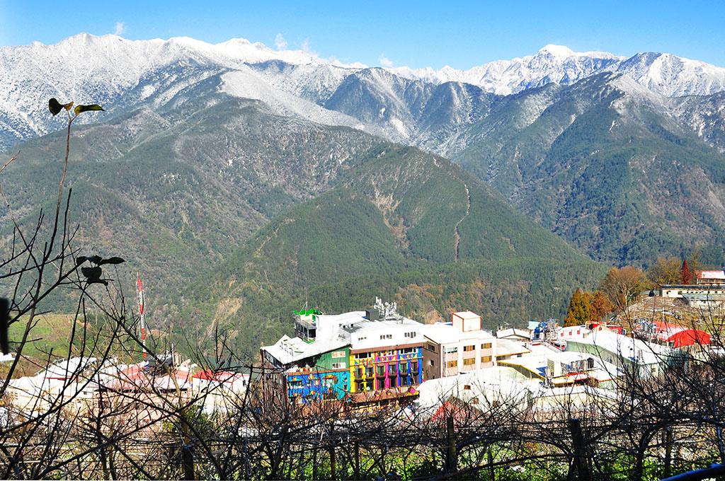 台灣也有美麗壯觀的阿爾卑斯山脈012