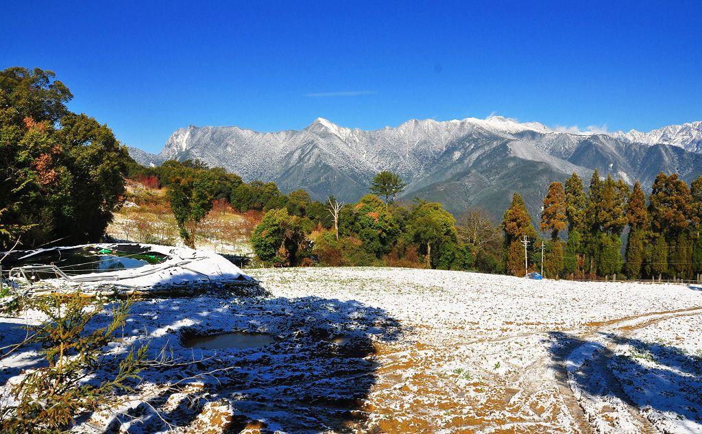 台灣也有美麗壯觀的阿爾卑斯山脈013