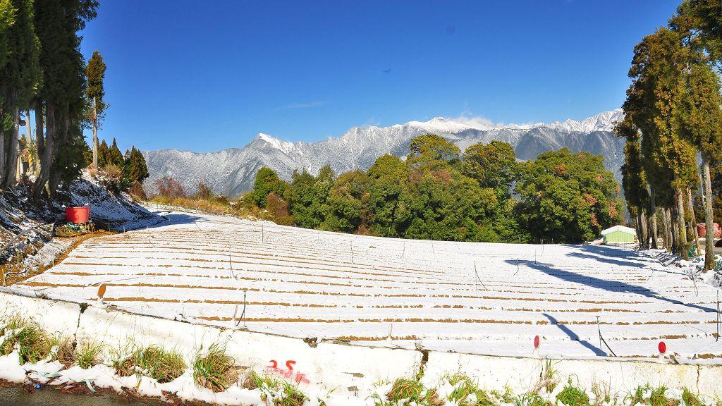 台灣也有美麗壯觀的阿爾卑斯山脈016