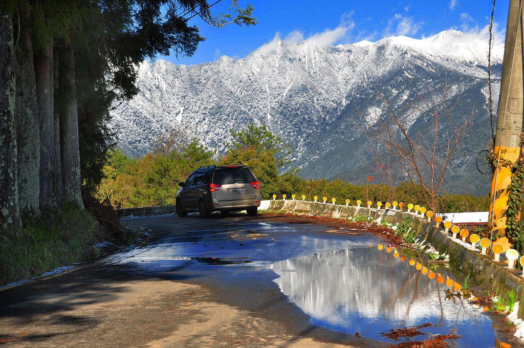 台灣也有美麗壯觀的阿爾卑斯山脈018