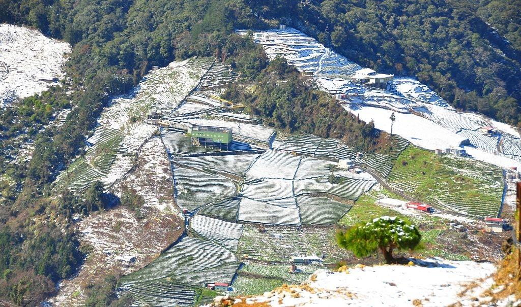 台灣也有美麗壯觀的阿爾卑斯山脈020