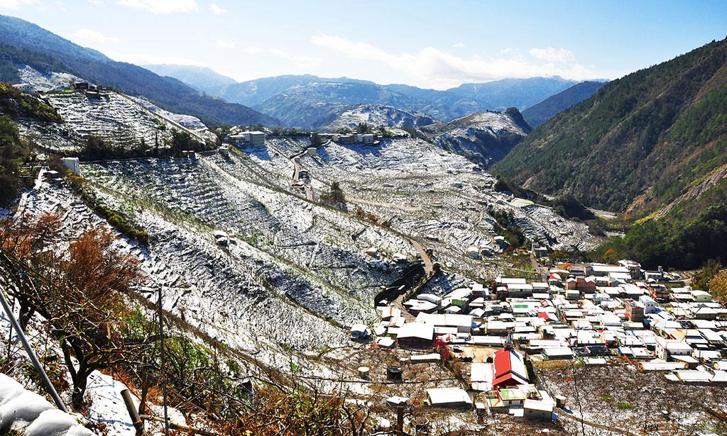 台灣也有美麗壯觀的阿爾卑斯山脈030