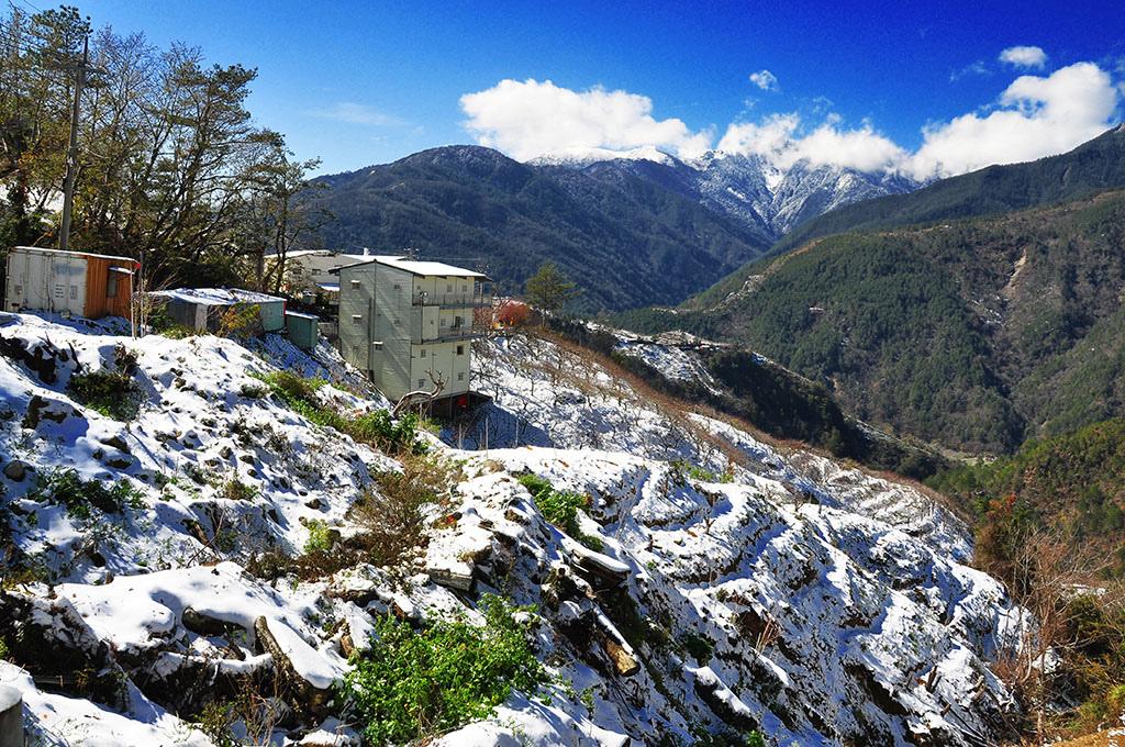 台灣也有美麗壯觀的阿爾卑斯山脈032