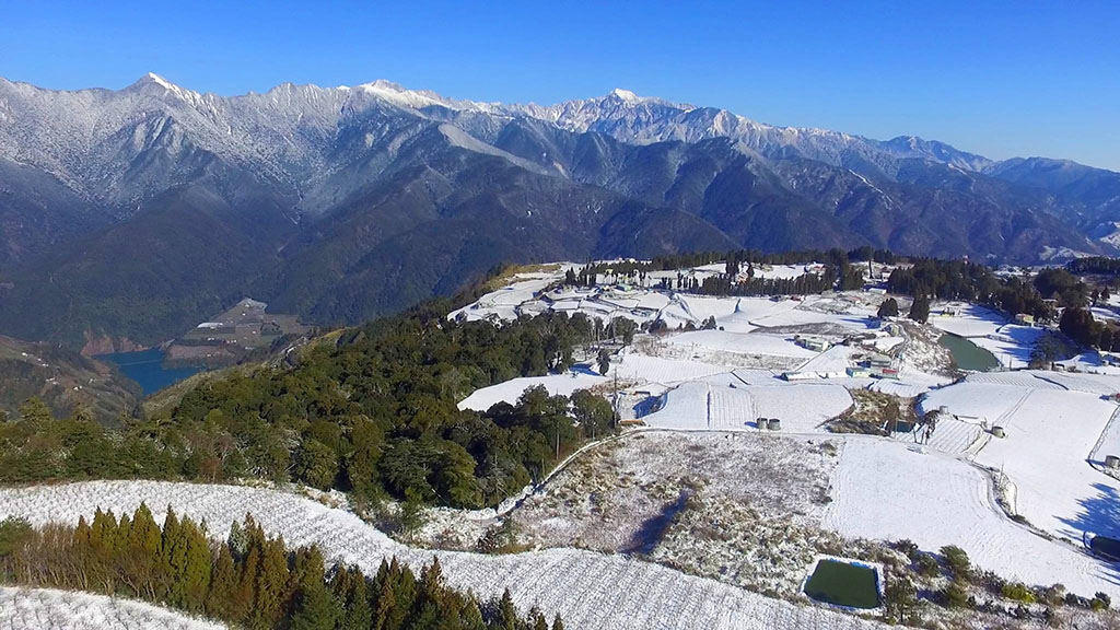 台灣也有美麗壯觀的阿爾卑斯山脈037