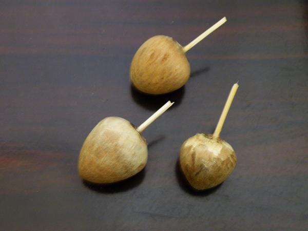 31-05老檳榔種子做陀螺