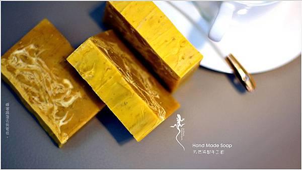 蜂蜜燕麥去角質皂