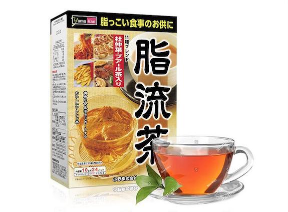 茶 副作用 杜仲