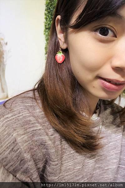 Girls.夾式耳環