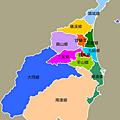 宜蘭地區圖