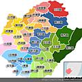 台南地區圖