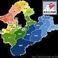 新北地區圖