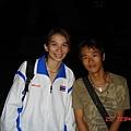 我和泰國隊14號  Patcharee Sangmuang