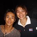 泰國隊14號S.Patcharee