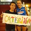 義大利  9號  Caterina Bosetti