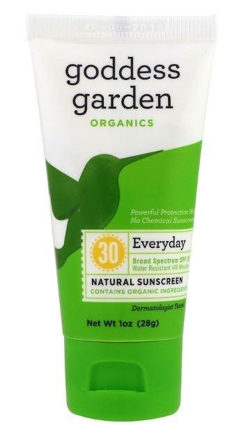 Goddess Garden, Organics, Everyday, Natural Sunscreen, SPF 30-forever iherb promotion-iherb coupon code PDQ369