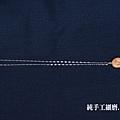 【純手工細磨】純手工冷杉閃花釘仔瘤墜子附白鋼鍊子項鍊(W0-3)閃花釘仔瘤墜子.尊貴的獨一無二,獻給獨特的擁有者
