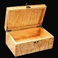 紅檜閃花寶盒(n9)